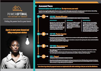 PowerOptimal assessment process screen capture